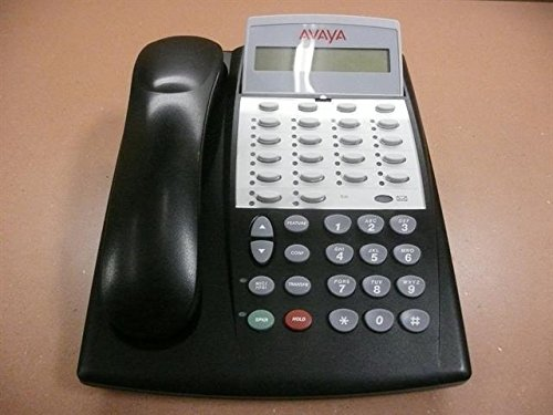 Avaya Partner Euro Series 2 18D 700340193 18 Button Digital Telephone with Display and Speakerphone