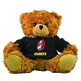 Bleacher Creatures NFL Kansas City Chiefs Hoodie Bear, 9-inch