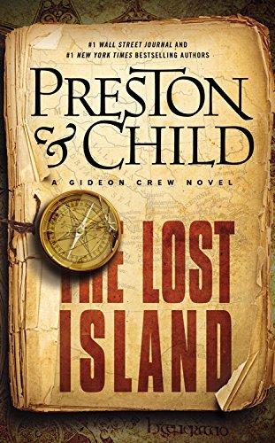 The Lost Island (Gideon Crew) by Douglas Preston (2015-03-24) (Preston Lost Island compare prices)