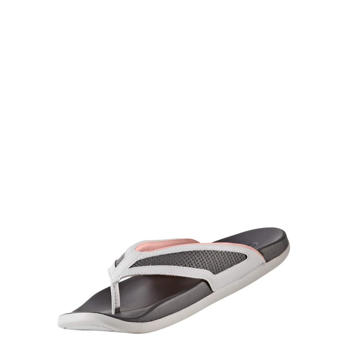 2f4fc3a02dc60 adidas Adilette CF Summer Womens Sandals (11, Grey): Amazon.co.uk ...