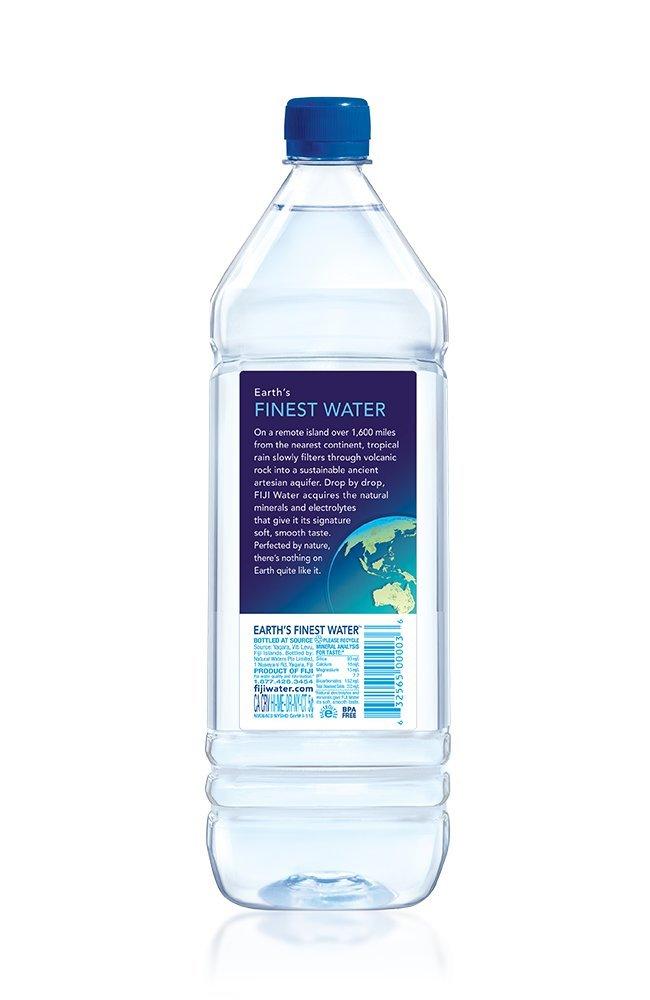 B0013T5YO4 FIJI Natural Artesian Water, 50.7 Fl Oz (Pack of 12) 51pLCGICoTL