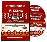 Quilting: Patchwork Schoolhouse teaches Precision Piecing on DVD