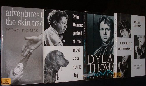 Dylan Thomas Collection 4 Volumes