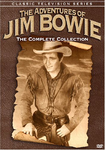 Jim Bowie Complete Collection - Series Bowie