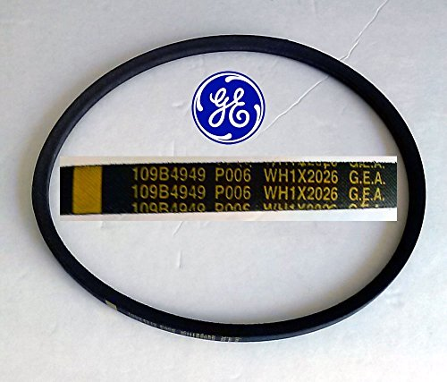 new genuine oem original heavy duty ge hotpoint washer drive belt part wh1x2026