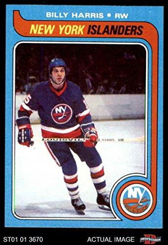 1979 Topps # 115 Billy Harris New York Islanders (Hockey Card) Dean's Cards 8 - NM/MT Islanders