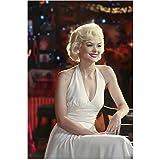 Hart of Dixie Jamie King as Lemon Breeland dressed in a Marilyn Monroe costume 8 x 10 Inch Photo