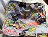 Microwave Microwavable Pot Holder Zelda Video Game Gaming Print Pattern