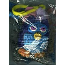 Owl Furby Plush Clip-on - 2000 McDonald's Happy Meal Furby Series #4 by McDonald's
