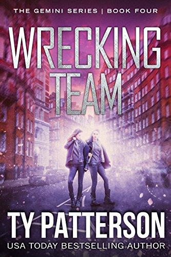 Gemini Series - Wrecking Team: A Gripping Mystery Suspense Novel (Gemini Series of Thrillers Book 4)