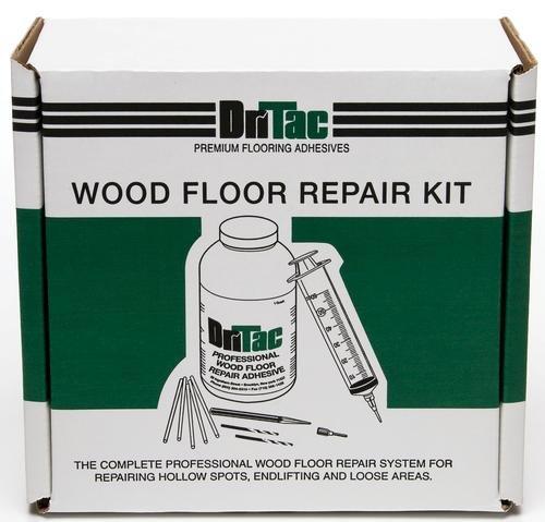 DriTac Wood Floor Repair Kit-Engineered Flooring ONLY 32oz