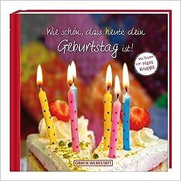 Geburtstag zitate hans kruppa 1 Zitat(e)