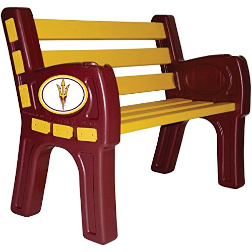 Imperial INTERNATIONAL ARIZONA STATE SUN DEVILS PARK BENCH by Imperial