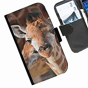 Hairyworm - Animals Nokia Lumia 1020 leather side flip wallet cell phone case, cover