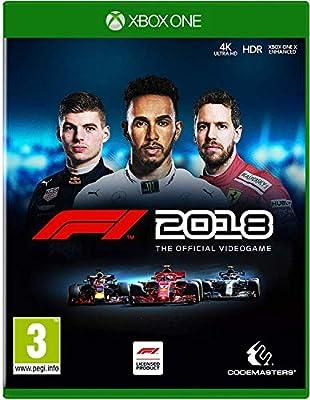 F1 2018 Standard Xbox One [Importación italiana]: Amazon.es: Videojuegos