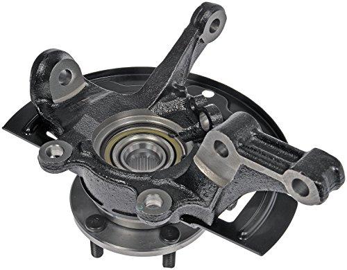 - Dorman 698-379 Front Driver Side Loaded Steering Knuckle for Select Nissan Altima Models