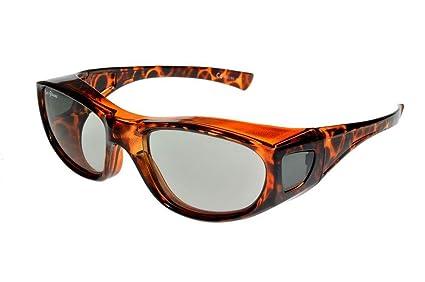 Piccolo pasivo al-gafas 3D polarizadas infonomista Circular/gris pequeño