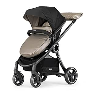 Amazon.com : Chicco Urban Stroller, Truffle : Baby