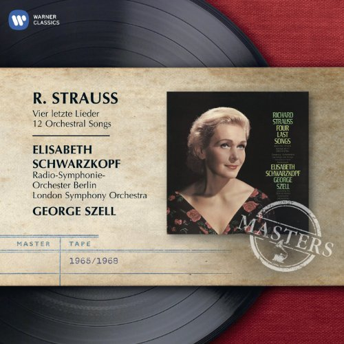 Price comparison product image R. Strauss: Four Last Songs