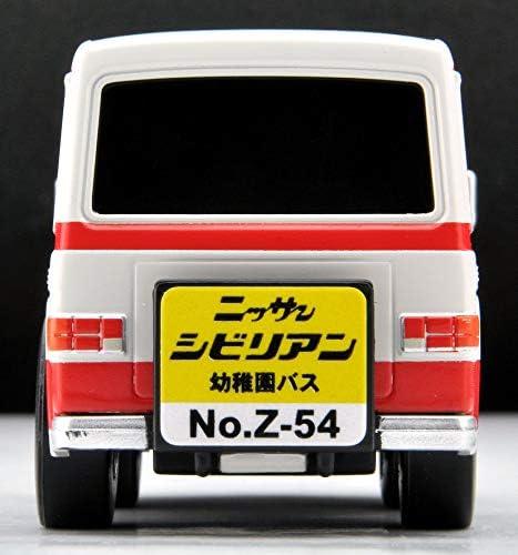 チョロQ z-54a 日産シビリアン 幼稚園バス 完成品