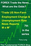 "FOREX Trade the news..... What are the Odds? ""Trade the US Unemployment Rate and Non-Farm Employment Change - M over M - News Report"""