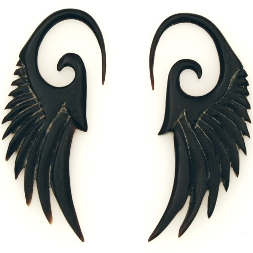 Pair of Horn Seraphins: 8g