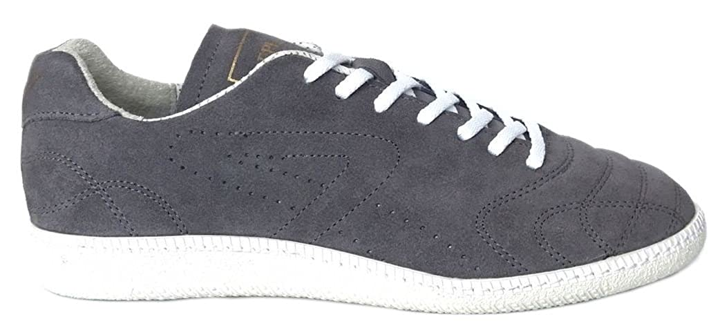 Replay Stone Scatto 1972 Schuhe Grau Wildleder Heren Trainers Schuhe 1972 36b8ad