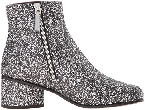 Marc Jacobs Womens Camilla Ankle Boot Silver/Multi OzeeJ