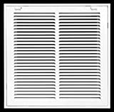"""Best Air Vent Filters - 14"""" X 14 Steel Return Air Filter Grille Review"""