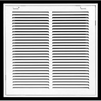 14 Quot X 14 Steel Return Air Filter Grille For 1 Quot Filter
