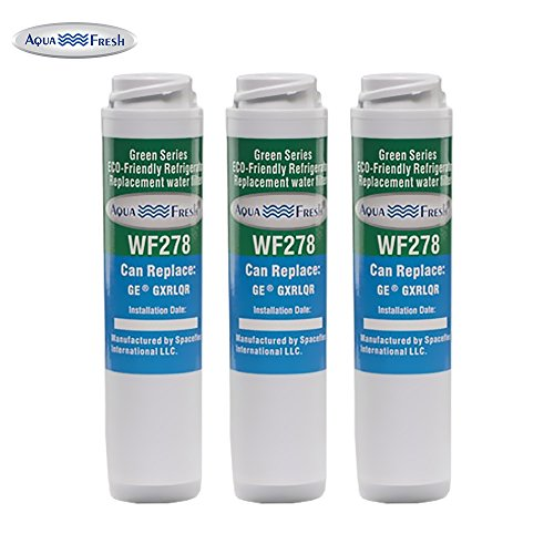 Aqua Fresh WF278 Replacement Inline Water Filter for GE-GXRLQR, FQSLF, FQSVF (3 Pack) by Aqua Fresh (Image #6)