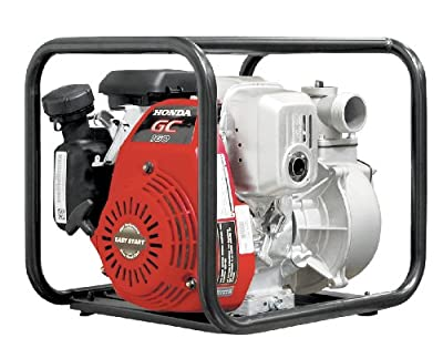 "B E Pressure WP-2050HL Water Transfer Pump, 2"", GC160, 158 GPM"