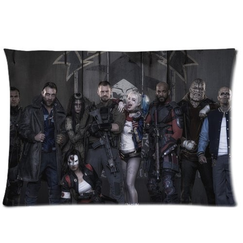 51nbqNw2G1L suicide squad pillow covers