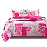 MI ZONE Coverlets Bedspread, Girls Bedroom Décor
