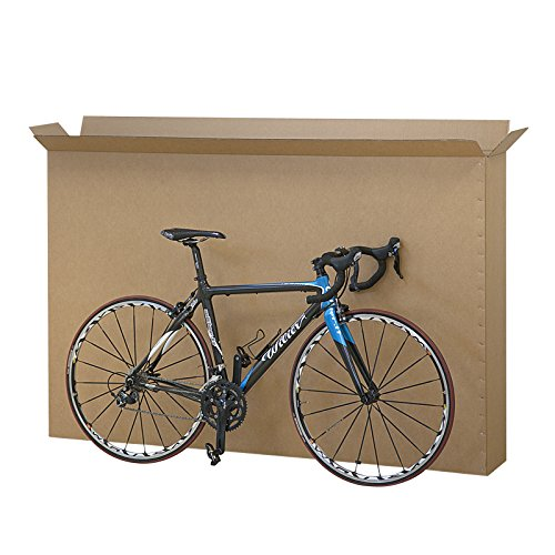 Propac z-boxbicg boîtes pour vélos, carton robuste à deux vagues