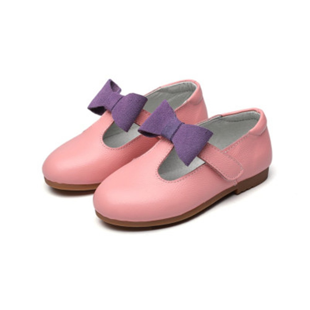 Adorable Mary Jane Side Bow Strap Ballerina Flat Shoes