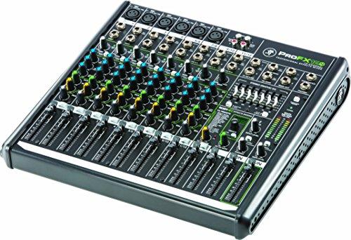 Mackie ProFX12v2 12 Channel FX Mixer