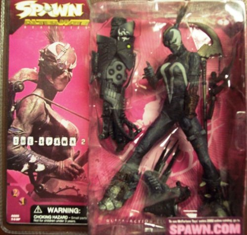 Mcfarlane Toys Spawn Series 21: She - Spawn 2 Series 2 Spawn Mcfarlane Toy