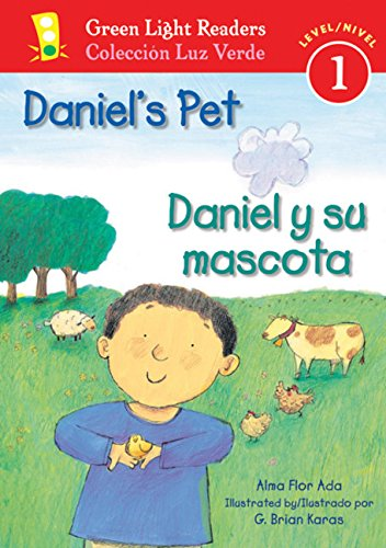 Su Amazon Green - Daniel's Pet/Daniel y su mascota (Green Light Readers Level 1) (Spanish and English Edition)
