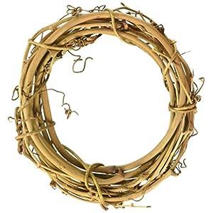 "Darice GPV4 Grapevine Wreath, 4"" 36"