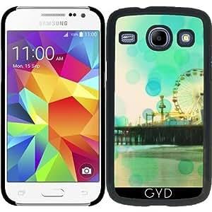 Funda para Samsung Galaxy Core i8260/i8262 - Verde Muelle Burbujeante Ii by Christine aka stine1