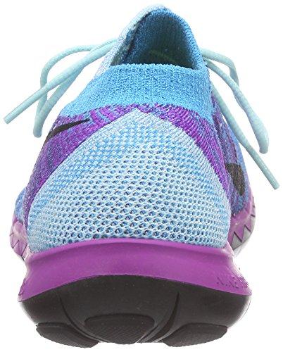 Running Mujer NikeFree Zapatillas 3 Blue Flyknit Purple Black Varios 0 Copa de Colores Lagoon Vivid Mehrfarbig YrUSXSqw