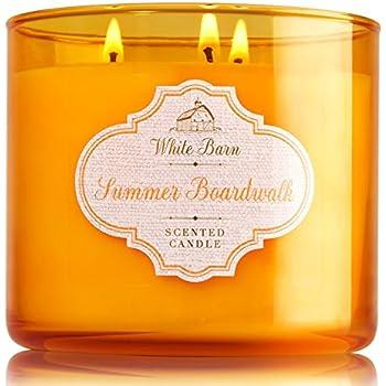 Amazon Com Bath And Body Works 3 Wick Candle 14 5 Oz
