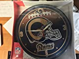 St. Louis Rams Battery Operated Wall Clock By Wincraft Sports