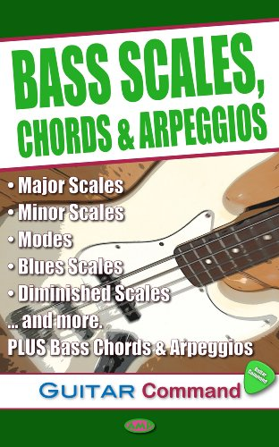 Bass Scales, Chords & Arpeggios