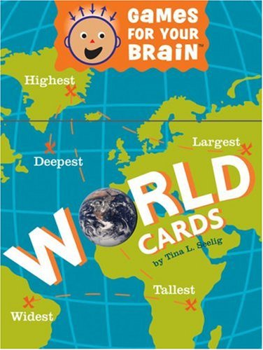 Games for Your Brain: World Cards