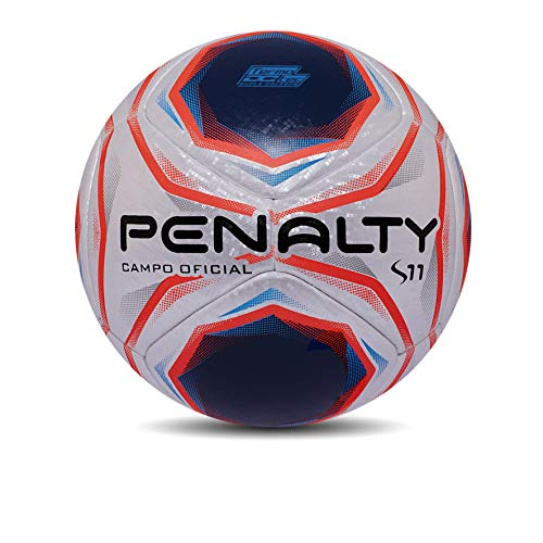 Bola Campo Penalty S11 R1 X Adulto Unissex Azul 0