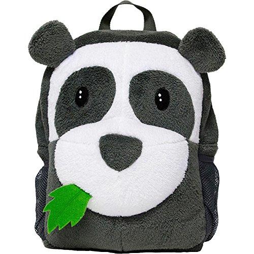 ecogear Brite Buddies Panda Plush Kids Backpack with LED Flashing Lights