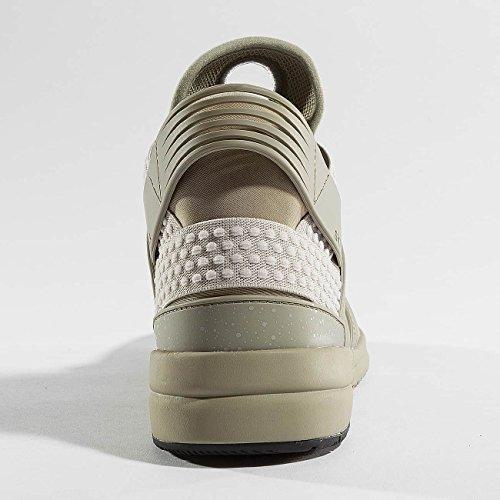 Supra Herren Skytop V18 Schuhe Silberner Salbei