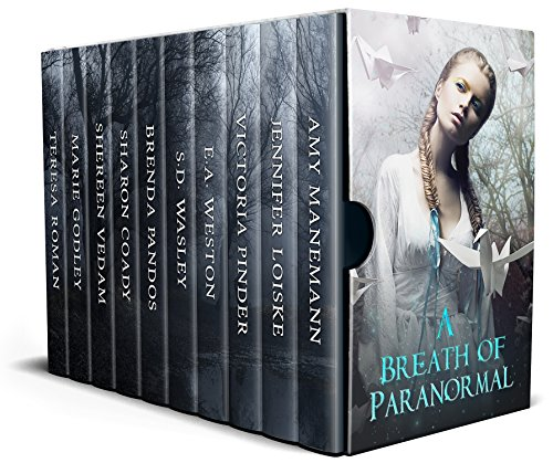 A Breath of Paranormal: A Boxed Set of 10 Paranormal Romances by [Manemann, Amy, Loiske, Jennifer, Pinder, Victoria, Weston, E.A., Wasley, S.D., Pandos, Brenda, Coady, Sharon, Vedam, Shereen, Godley, Marie, Roman, Teresa]